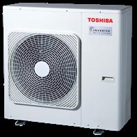 Toshiba - мульти-сплит внешние блоки