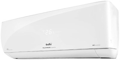 Ballu Platinum Evolution ERP DC Inverter