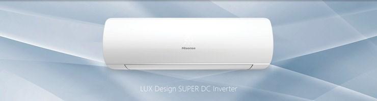 Hisense LUX Design SUPER DC Inverter