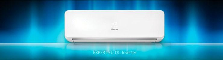 Hisense EXPERT EU DC Inverter