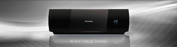 Hisense BLACK STAR DC Inverter