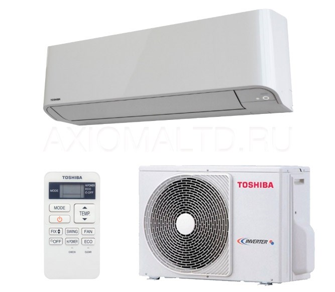 Toshiba Axioma установка в Краснодаре кондиционер fujitsu airstage
