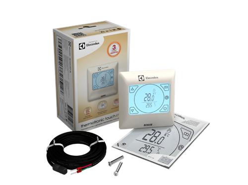 Терморегулятор Electrolux Thermotronic Touch (ETT-16) - фото 10155
