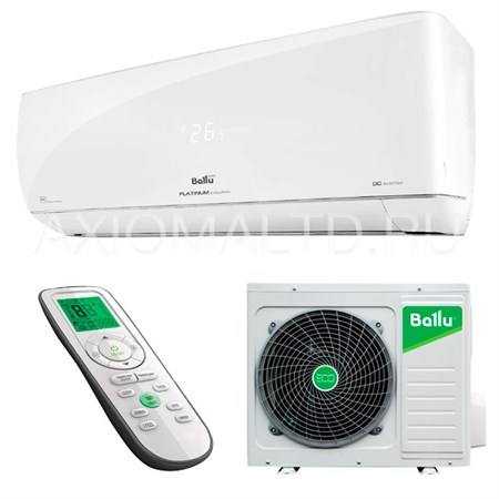 BALLU  BSUI-09HN1 PLATINUM EVOLUTION INVERTER