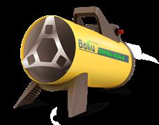 Ballu BHG-10-M газовая тепловая пушка